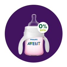 Philips Avent Cup is BPA free