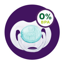 Philips Avent Pacifier BPA Free