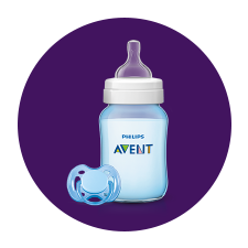 Philips Avent pacifiers natural development