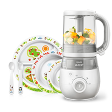 Food processors and table ware