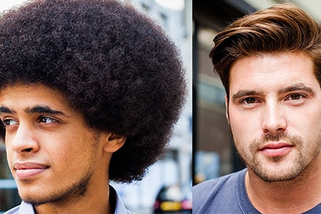 Choosing a facial hair style that fits your face